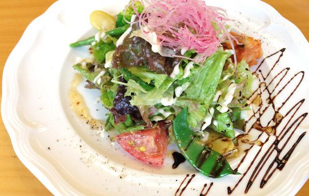 イタリア食堂FUKUMOTOのサラダ