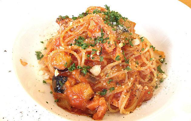 イタリア食堂FUKUMOTOのパスタ